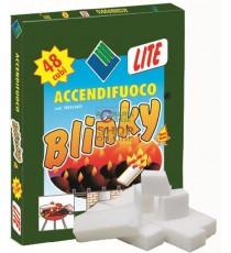 BLINKY ACCENDI FUOCO LITE 48 CUBETI