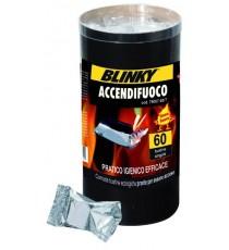 BLINKY ACCENDIFUOCO BARATTOLO 60 BUSTINE