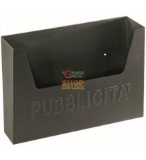 BLINKY CESTINO PER PUBBLICITA CITY NERO-MEDIO CM. 36X8X23 27375-20/4