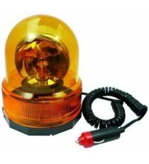 BLINKY LAMPEGGIANTE ROTANTE CON SUPPORTO MAGNETICO 12 V