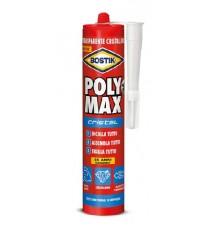 BOSTIK POLY MAX TRASPARENTE GR. 300