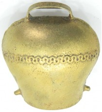 CAMPANA IN BRONZO MM. 40 200G
