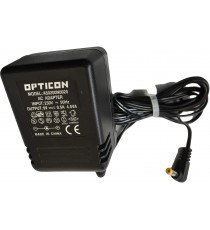 ALIMENTATORE DI CORRENTE OPTICON A50200N0020 AC ADAPTER 9V 0.5A