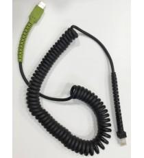 CAVO USB SPIRALATO PER BARCODE DATALOGIC MAGELLAN 1000 1100