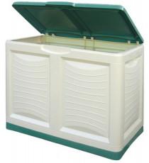 Contenitore multiuso Bama Mettitutto da lt. 200 colore verde muschio cm. 78x45x64h.