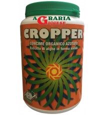 Cropper estratti di alghe Ascophillum Nodosum consentito in agricoltura biologica kg. 1