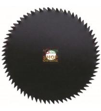 DISCO PER DECESPUGLIATORE VIGOR 60 DENTI MM. 230