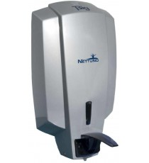 DISPENSER NETTUNO T-BAG PORTASAPONE INDUSTRIALE