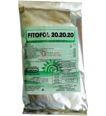 FERTENIA FITOFOL CONCIME FOGLIARE N.P.K. 20.20.20. KG. 1