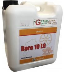 GOBBI BORO 10 LG MICROELEMENTO BORO ETANOLAMMINA DA LT. 5