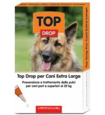 BOLFO TOP DROP COLLARE PER CANI EXTRA LARGE SUPER 25 KG.