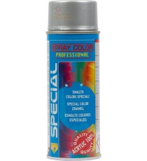 BOMBOLETTA SPRAY SPECIAL RAL 9006 COLORE ZINCANTE ML. 400