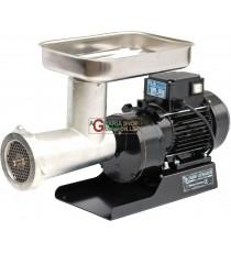 LEONARDI TRITACARNE ELETTRICO PROFESSIONALE N. 32 HP. 1,5 WATT 1000 STAGNATO