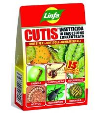 LINFA CUTIS INSETTICIDA FRUTTIFERI ORTICOLI E ORNAMENTALI ML. 25