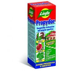 LINFA FUNGICIDA ANTIOIDICO PROPYDOR A BASE DI PROPICONAZOLO 10,70 ML. 50