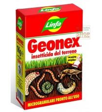 LINFA GEONEX INSETTICIDA MICROGRANULARE A BASE DI CLORPIRIFOS ETILE PER IL TERRENO KG. 1