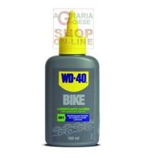 LUBRIFICANTI BIKE WD-40 DRY-ASCIUTTO LIQUIDO ML. 100