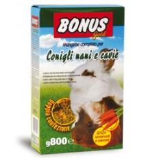 MANGIME CONIGLI NANI PREMIUM GR. 600 BONUS