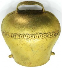 CAMPANA IN BRONZO MM.160