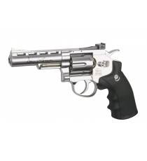 PISTOLA CO2 AIRSOFT DAN WESSON 6 POLLICI REVOLVER CALIBRO MM. 6 JOULE 1.9