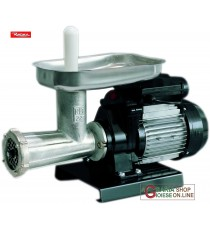 REBER TRITACARNE INOX N. 12 HP. 0,40 WATT 500 9501 N