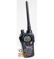 RICETRASMITTENTE BIBANDA MIDLAND G9 PLUS PMR446/LPD NERO