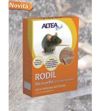 RODIL ESCA TOPICIDA-RATTICIDA MICRO-PELLETTATA, IN BUSTINE MONODOSE