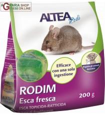 RODIM - ESCA FRESCA TOPICIDA-RATTICIDA PER USO DOMESTICO E CIVILE gr. 200
