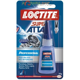 ADHESIVE ATTAK PROFESSIONAL INSTANT FOR INTENSIVE USE GR.20