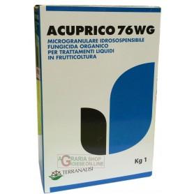 AGRIPHAR ACUPRICO 76 WG FUNGICIDA A BASE DI ZIRAM KG. 1