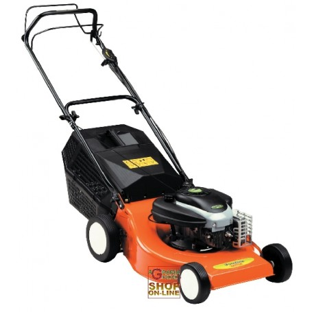 ALPINA CASTOR LAWN MOWER INTERNAL COMBUSTION FL 54 LS G HP. 4
