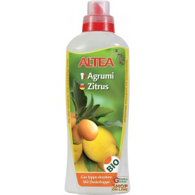 ALTEA CITRUS ORGANIC FERTILIZER LIQUID FOR CITRUS FRUIT LT. 1