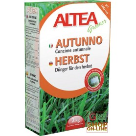 ALTEA FALL GRANULAR FERTILIZER FOR APPLICATIONS IN THE AUTUMN