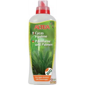 ALTEA CYCAS AND PALM trees, NATURAL FERTILIZER, LIQUID FOR