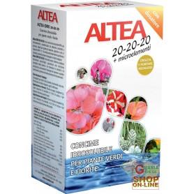 ALTEA HYDRO 20-20-20 water SOLUBLE FERTILIZER FOR GREEN PLANTS