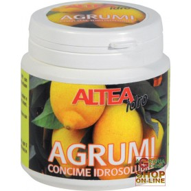 ALTEA HYDRO CITRUS water SOLUBLE FERTILIZER FOR CITRUS 100g