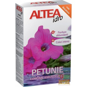 ALTEA HYDRO PETUNIAS water SOLUBLE FERTILIZER FOR PETUNIAS AND