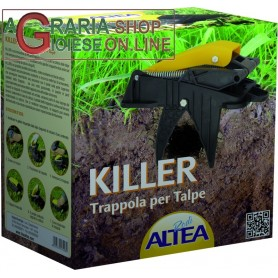 ALTEA KILLER TRAP MECHANICAL FOR MOLES AND VOLES TALPIRID