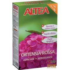 ALTEA ORTENSIA ROSSA CONCIME PER ORTENSIE CON ARROSSANTE 500 g