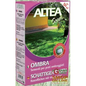 ALTEA BEAUTIFUL LAWN MIX turf QUALITY 1Kg