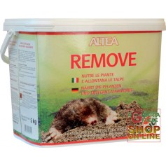 ALTEA TALPASTOP NOURISHES THE PLANTS AND keeps AWAY MOLES AND
