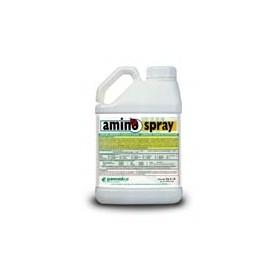 AMINO SPRAY CONCIME ORGANICO AZOTATO FLUIDO DA IDROLISI ENZIMATICA KG. 6