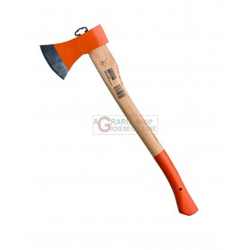 BAHCO ACCEPTS HATCHET FOR LIMBING WOODEN HANDLE GR. 1800