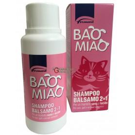 BAOMIAO SHAMPO E BALSAMO NORMALIZZANTE 250 ML.