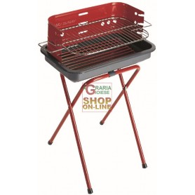 BARBECUE A CARBONE GRILL IDEA MOD. 30-50