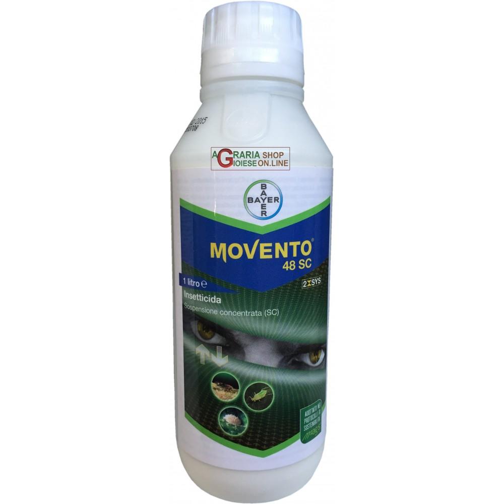 Bayer Movento 48 Sc Insetticida A Base Spirotetramat Lt 1