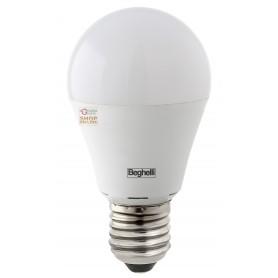 BEGHELLI A LED 56802 GOCCIA E27 W15 LUCE FREDDA 6500K