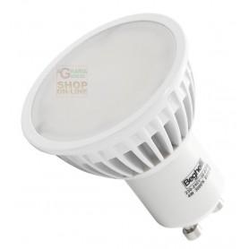 BEGHELLI LAMPADA A LED 56302K SPOT GU10W6  LUCE CALDA WATT. 6 LUMEN 490