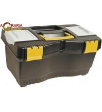 CASSETTA PORTAUTENSILE IN PVC CM. 48X28X24H