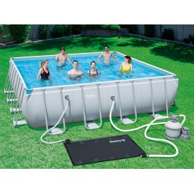 Bestway 58423 Riscaldatore solare per piscina da collegare alla